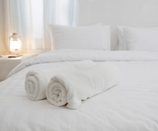 Laundry Service for Bed Linens